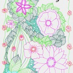 Colorzen Coloring Pages for Adults