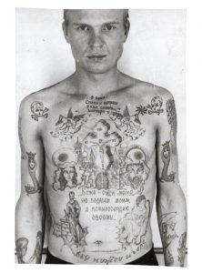 A Russian Prisoner