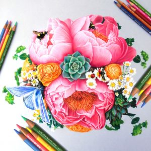 Adult Coloring Techniques And Tutorials