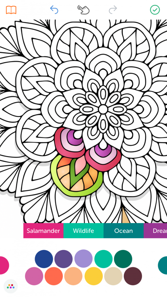 Recolor - Coloring book app for adults - Coloring Pages for Adults