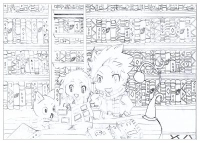manga tutorial chibi fairy tail coloring pages for adults. Black Bedroom Furniture Sets. Home Design Ideas