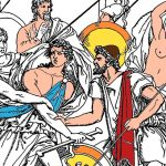 Ancient Greece Coloring Pages for Adults