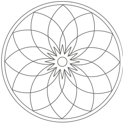 Originally The Mandalas Were Mainly Devoted To Buddhist Meditation See This Article On Origin Today Due Its Benefits Mandala Has Become An