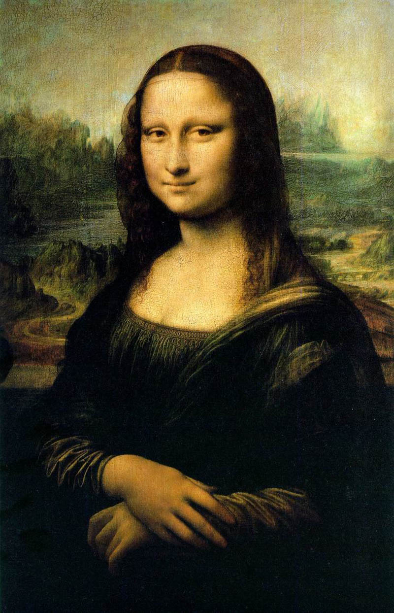 mona lisa master pieces coloring pages for adults justcolor