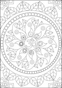 Amazon.com: Anxiety Coloring Book: Anxiety and Stress Relief ... | 300x212