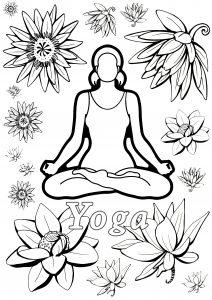 Keep calm and do Yoga !