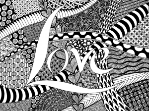Big Abstract Coloring Pages : For men coloring pages for adults justcolor