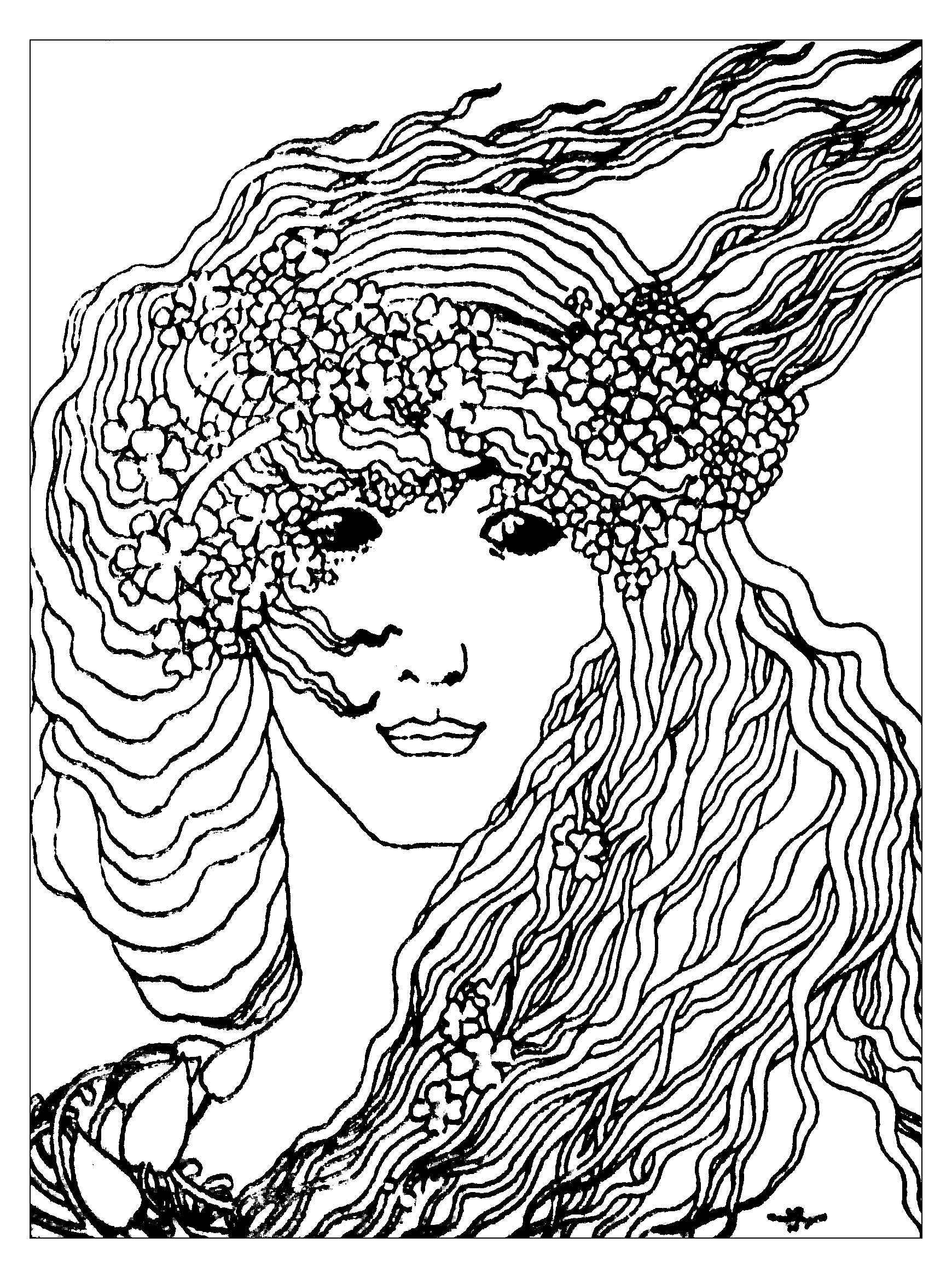art nouveau from climax by aubrey vincent beardsley 1893