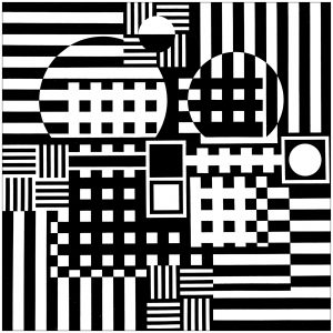 Victor Vasarely : Jeruza