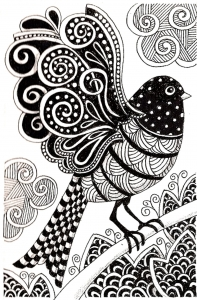 coloring-adult-dark-bird