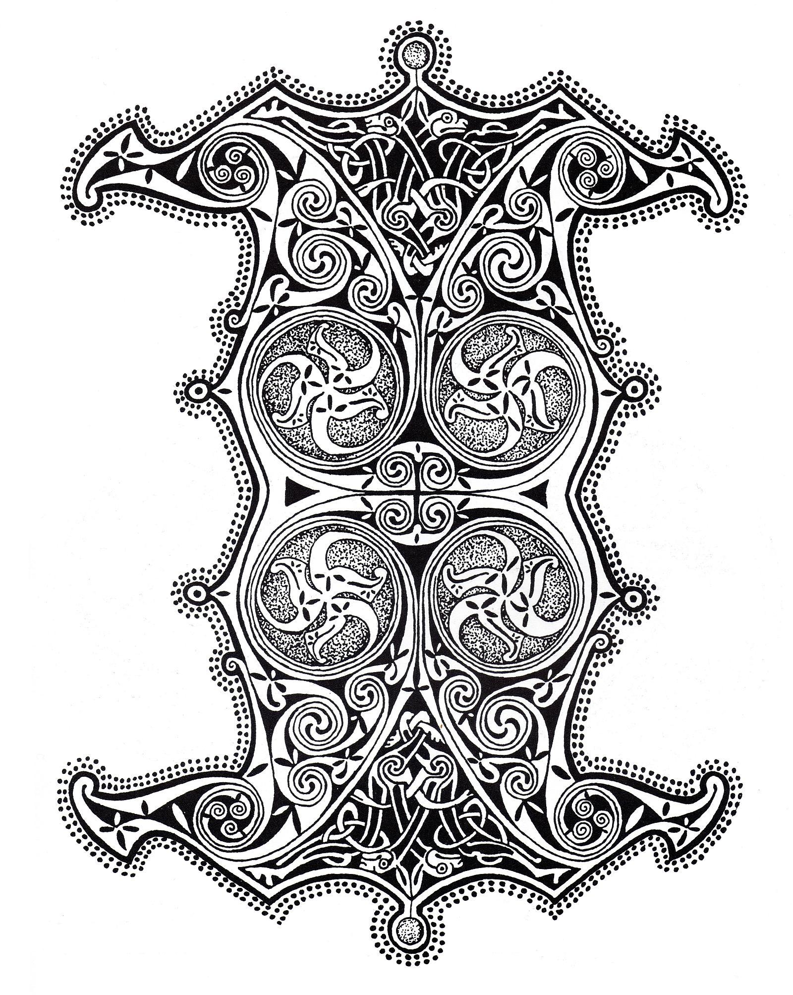 Celtic art : very complex !