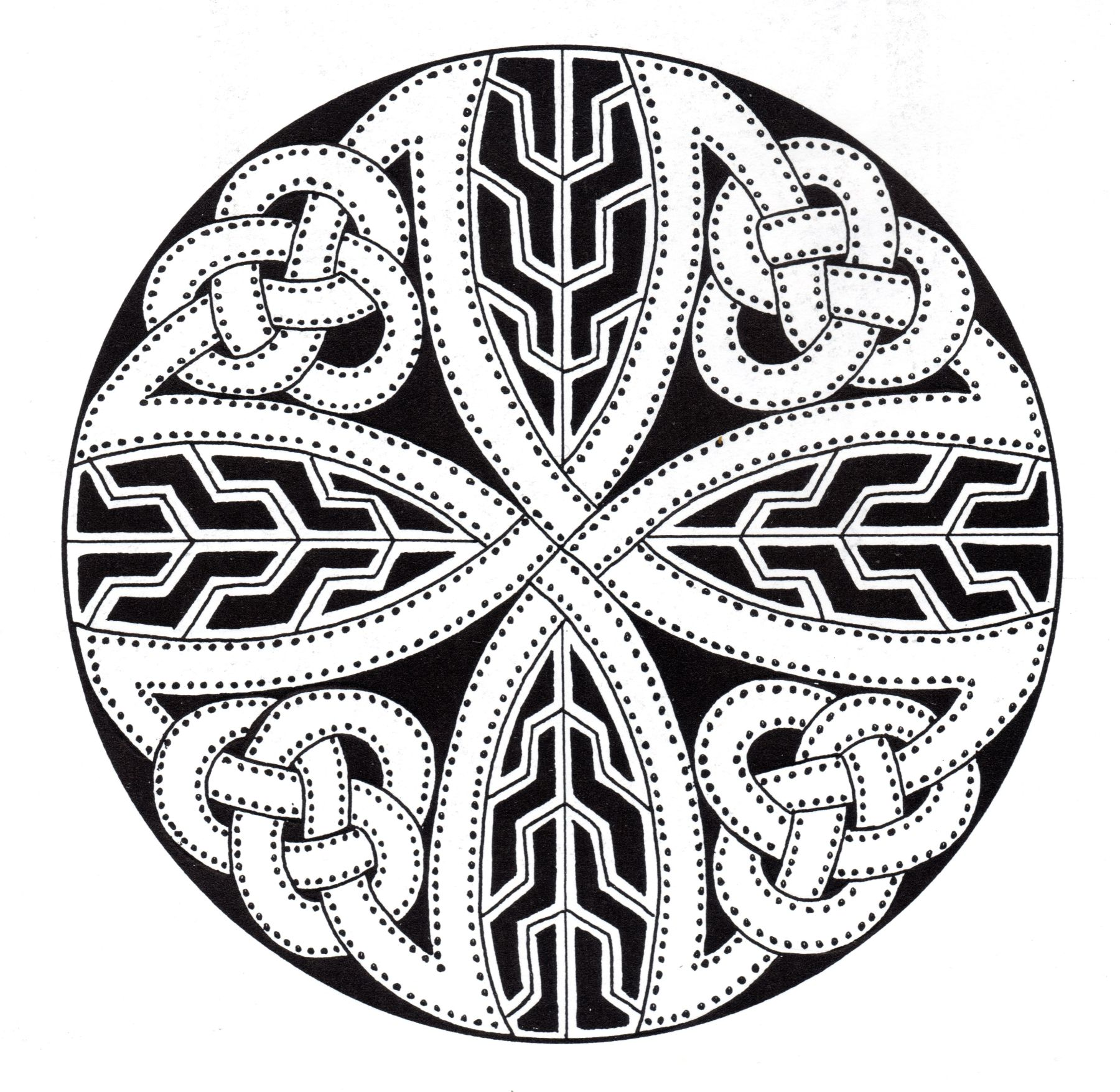 simple celtic designs - HD 1024×998