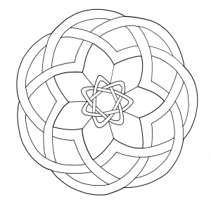 Celtic Art - Coloring Pages for Adults - Page 3