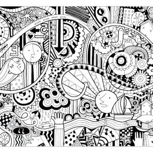 Doodle Art Doodling 5