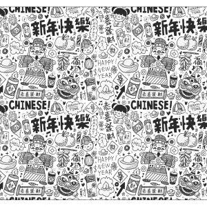 Coloring Page Adults Doodle China Our Of