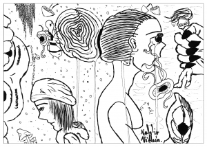 coloring-page-adults-doodle-valentin-1 free to print