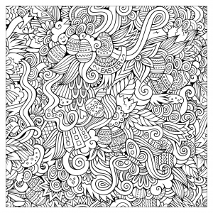 easter adult coloring pages Easter   Coloring Pages for Adults easter adult coloring pages