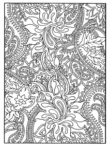 coloring-adult-flowers-to-print