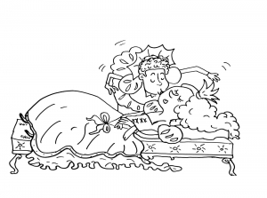 Fairy tales Coloring pages for kids to print & color