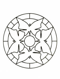 coloring-page-simple-mandala-35