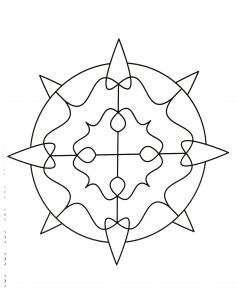 coloring-page-simple-mandala-38