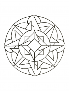 coloring-page-simple-mandala-56
