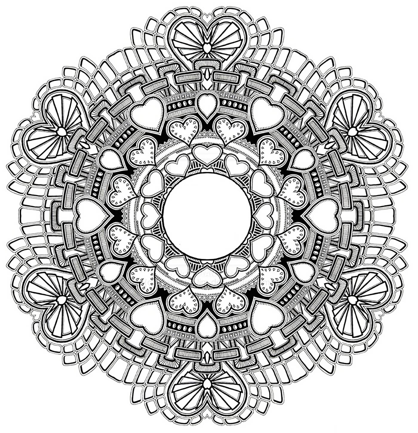 mandala to download in pdf 3 mandalas coloring pages for