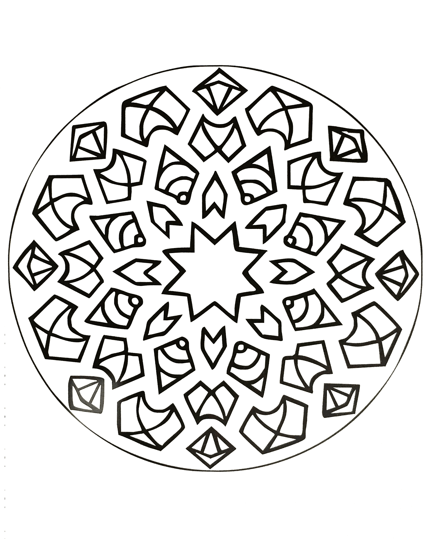 Mandalas to download for free 17