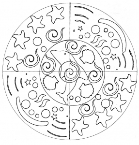 coloring-page-adult-dolphin-mandala