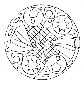 coloring-page-adult-simple-mandalas