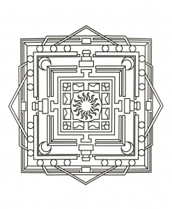 Mandalas to download for free 3