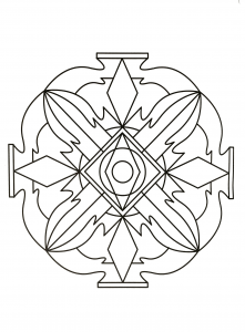 Mandalas to download for free 6