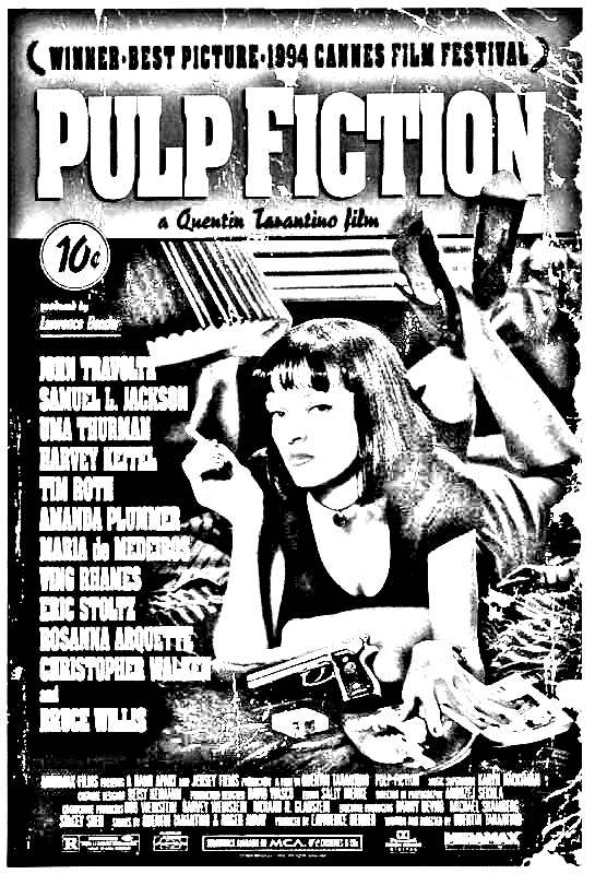 Movie pulp fiction Movies Adult