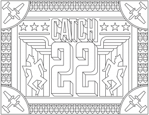 coloring-adult-Catch-22