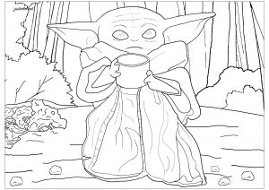 Baby Yoda   The Child