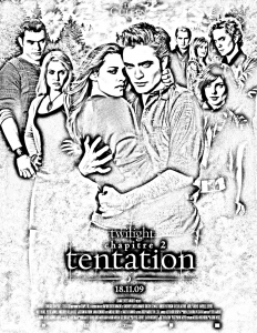 Tentation, volume two of Twilight