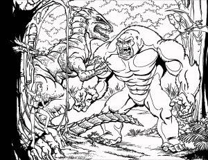 Kong vs Gorasaurus