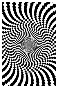 coloring-op-art-big free to print