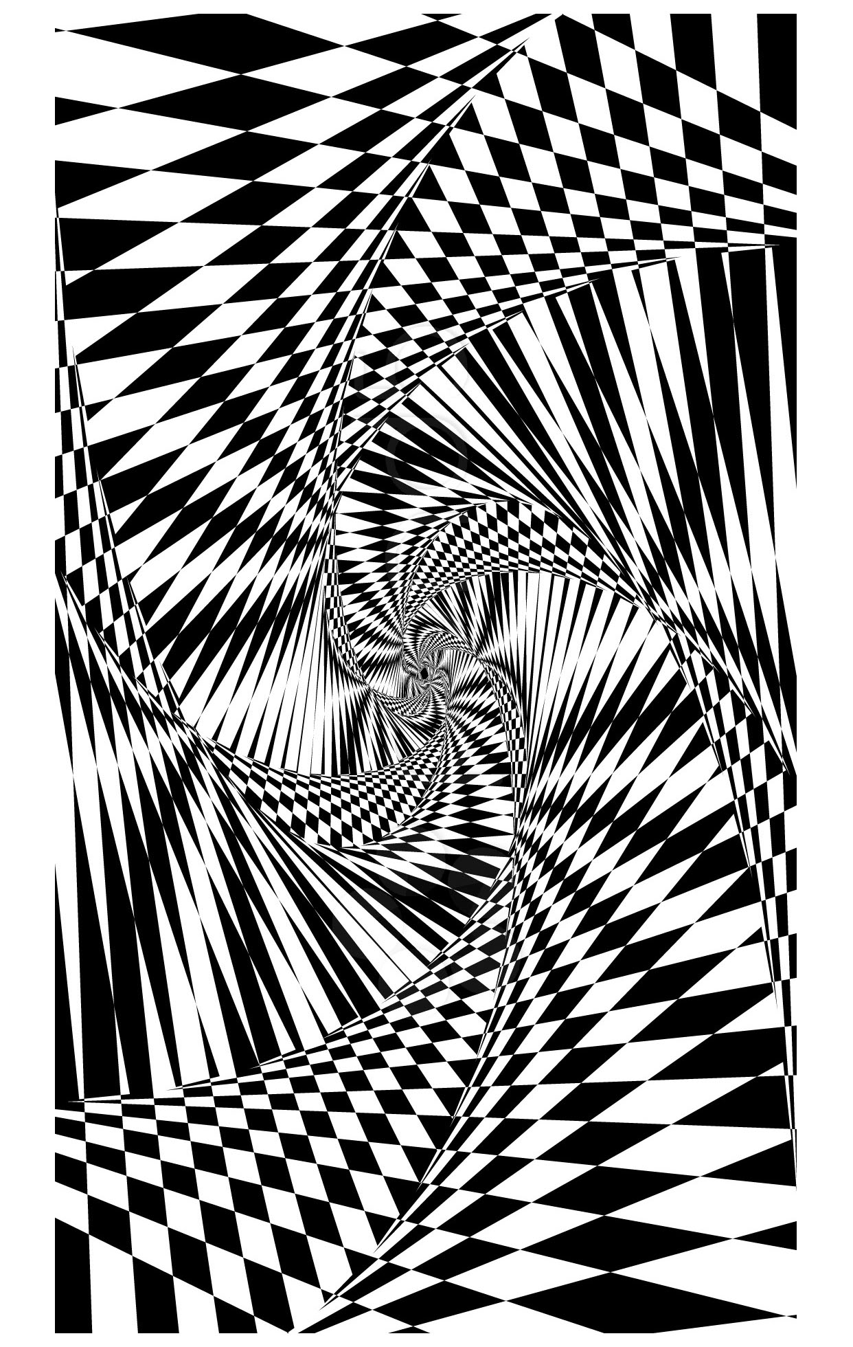 Psychedelic Coloring Pages Adults