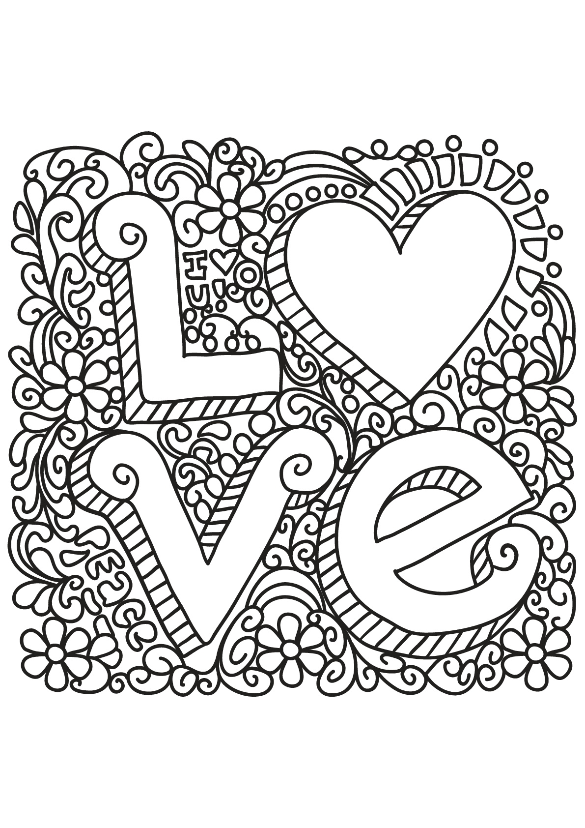 Free book quote 2 - Quotes Adult Coloring Pages