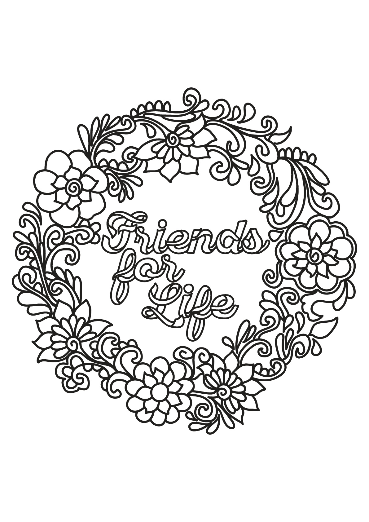 Coloring Pages For Quotes