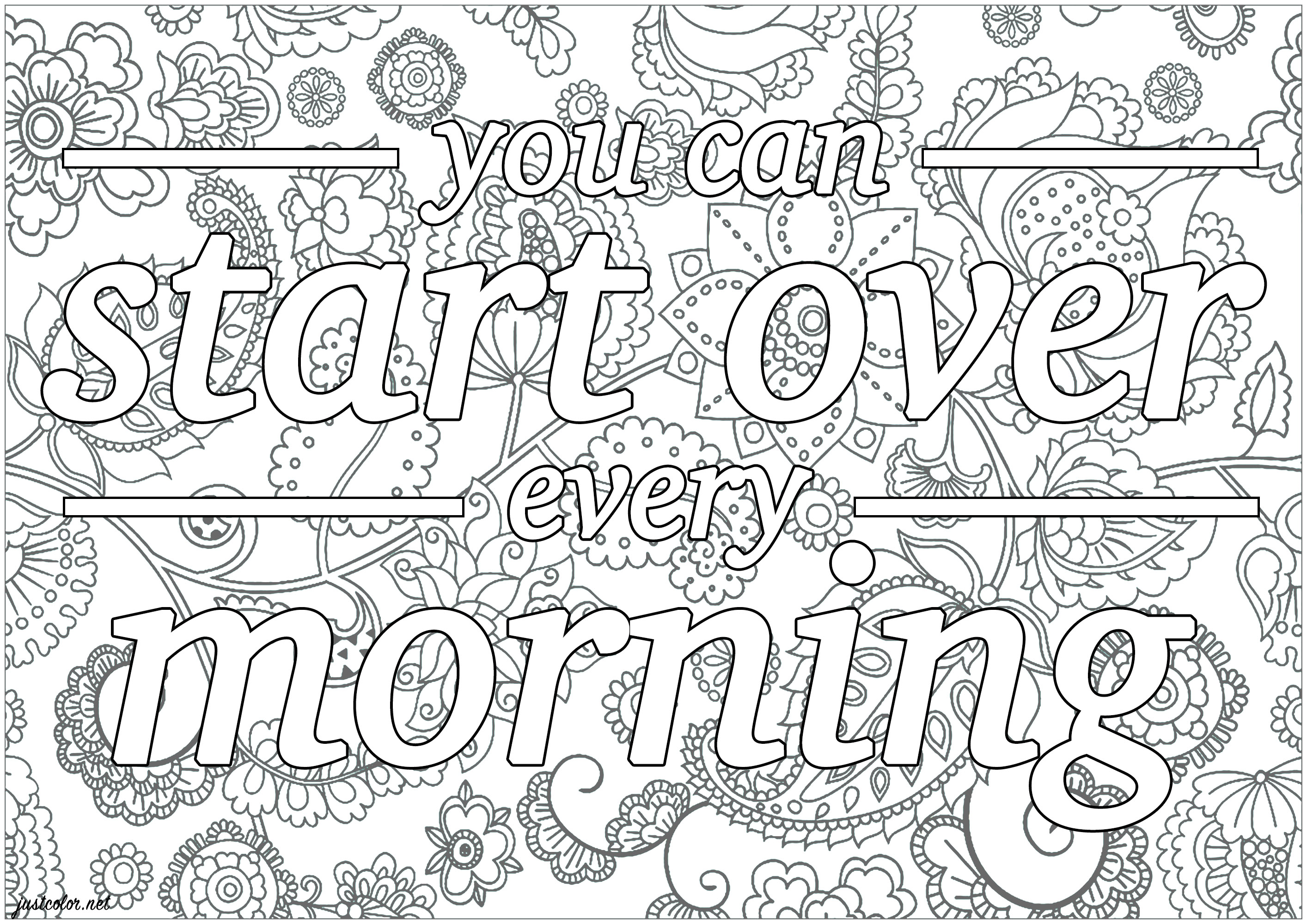 You can start over every morning - Tyler Joseph