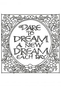 Coloring free book quote 11
