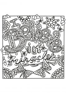 Coloring free book quote 13