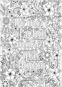 Adult Coloring Pages · Download and Print for Free ! - Just ...