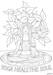 Yoga heals the soul