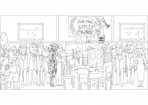 Rick and Morty : Appley Awards