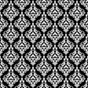 Elegant baroque pattern