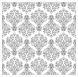 coloring-vintage-patterns-by-kostins free to print