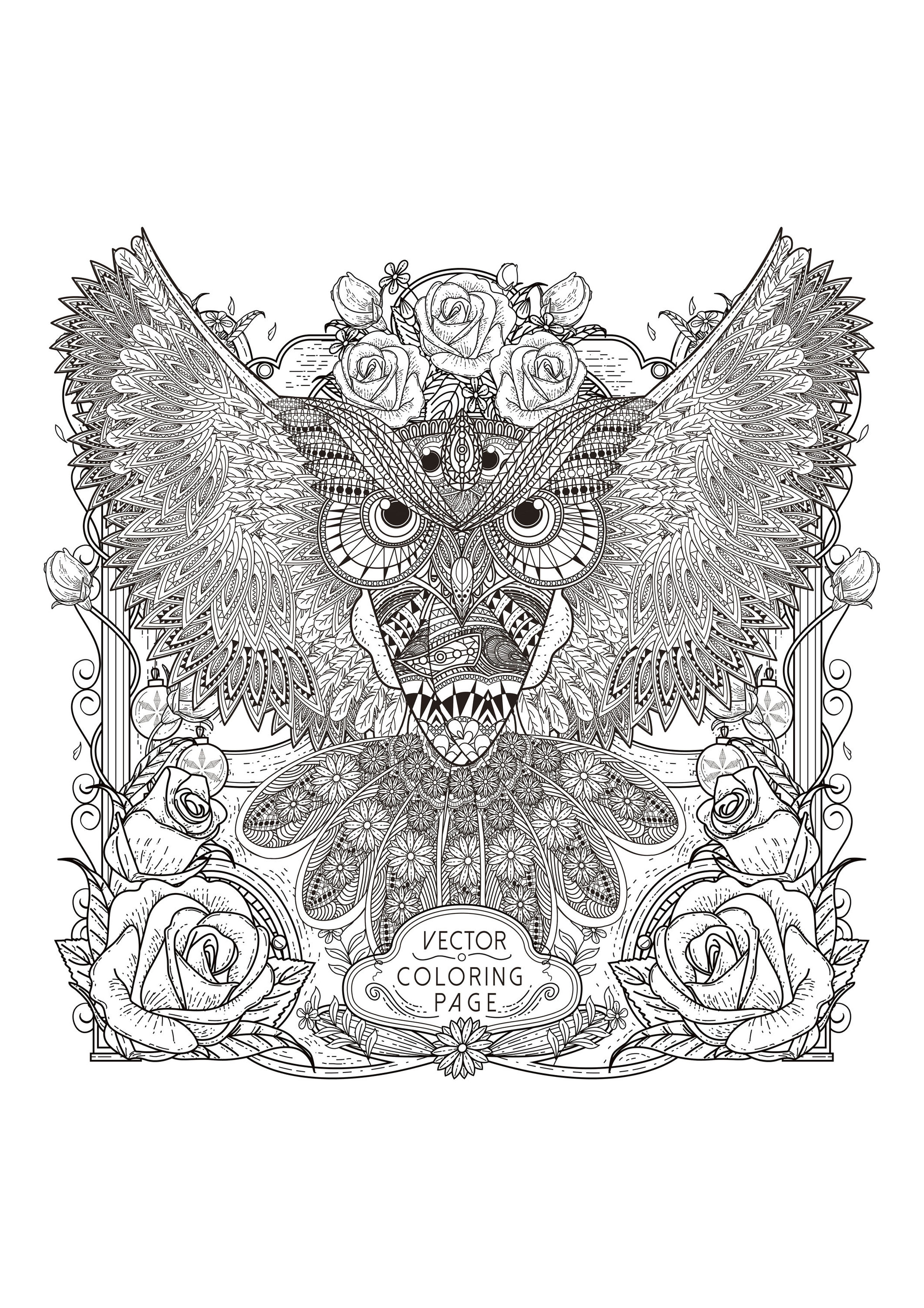 Coloring pages zentangle - From The Gallery Zentangle Artist Kchung